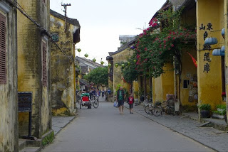 Strasse in Hoi An